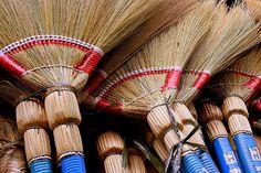 Walis Tambo Baguio - Filipino broom