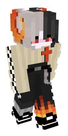 Minecraft Skins With Horns, Minecraft Skins Tomboy, Minecraft Skins Kawaii, Minecraft Skins Female, Minecraft Skins Cute, Minecraft Skins Aesthetic, Cool Minecraft Houses, Minecraft Fan Art, Lego Minecraft