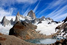 JUNE WINNER - KE 2014 Calendar Comp - This stunning photo was taken by Jennifer Fielden in February 2013 of Mount Fitzroy in Patagonia.  Well done Jennifer - £25 Cotswold vouchers are on there way to you  :-)