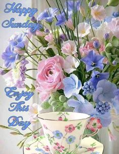 Happy Sunday And praise the Lord for all things!🙏🙌🏻🙌🏻🙌🏻♥… Happy Sunday And praise the Lord for all things! Sunday Morning Images, Lovely Good Morning Images, Good Morning Tuesday, Good Morning Happy Sunday, Good Morning Cards, Blessed Sunday, Good Morning Flowers, Morning Pictures, Sunday Greetings