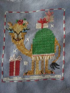 Cashmere Camel...  calendario avvento free Brooke Nolan