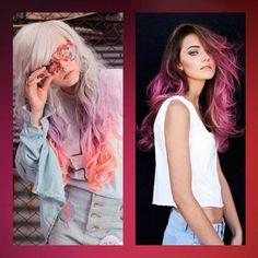 Crea un look 360º haciendo de tu cabello el complemento más cool de tu estilismo.   ¿Cómo? Con el tono más flashy de HAIRCHALK: Sweet Sixteen Pink, ¡Tan atractivo como su nombre!  ¡Sólo en salones L'Oréal Professionnel, sólo en Oh Peluqueros!  http://ohpeluqueros.com/servicios-coloracion-hairchalk