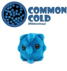 germs never looked so cute