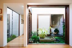 Courtyard House by Davis Architects