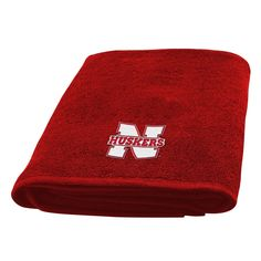 NCAA Northwest Bath Towel Nebraska Cornhuskers - 25 x 50