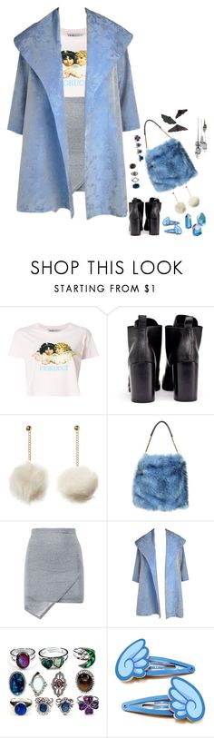 """""""if you ruin this skirt, i will ruin your face"""" by vampirliebling ❤ liked on Polyvore featuring Fiorucci, Cheap Monday, STELLA McCARTNEY, Boohoo and ELSE"""