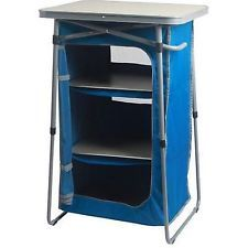Mesa Cocina Camping   Instant Up Cupboard 1 Camping Planning Pinterest Camps