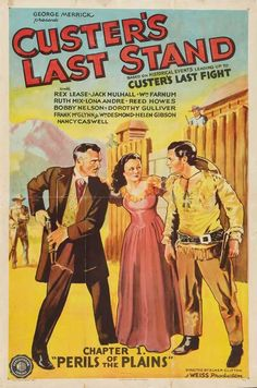 Custer's Last Stand 1936 has Helen Gibson playing Calamity Jane