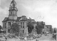 Crawfordsville Indiana, Louvre, Memories, History, Building, Travel, Memoirs, Souvenirs, Historia