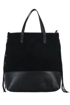 """Great bag, perfect size. Love the leather and suede together, very chic."" -Leslie D."