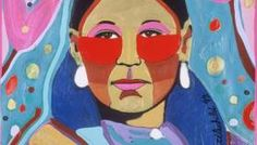 George Littlechild (Cree) – Canadian First Nations Artist