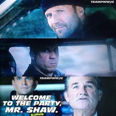 Happy Birthday, Jason Statham!! #teampww #vindiesel #jasonstatham #furious7 - Paul William Walker IV (@teampww)