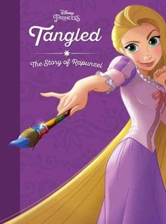 Rapunzel has spent her life locked in a tower, but that's not her only secret. Her long, golden hair has magical powers--all 70 feet of it! When the kingdom's most-wanted bandit unexpectedly stumbles into Rapunzel's tower, the pair embark on a fantastic journey that will uncover more than they ever expected.