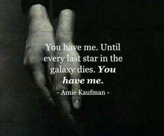 Heartfelt quote