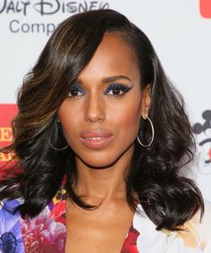 Kerry Washington Always Does These 5 Things — & No One Has Noticed #refinery29