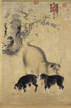 Trois Chèvres