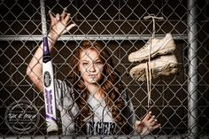 Madi Meyers - Senior Portraits - Lone Star High School - Girl Senior - Softball - Senior Pictures - Senior Softball - Redhead - Class of 2016 - - Ideas for Girls - Athlete Photos - - Tyler R. Senior Softball, Softball Senior Pictures, Girls Softball, Cheer Pictures, Softball Stuff, Volleyball Drills, Volleyball Quotes, Volleyball Gifts, Coaching Volleyball