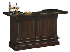 Howard Miller Harbor Springs Bar Console * Click on the image for additional details. (This is an affiliate link) #BarCabinets