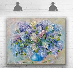 The lilac charm. Lilac Bouquet