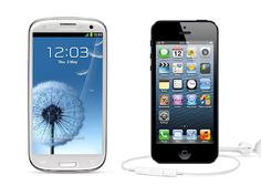 """Samsung is taking on Apple iPhone 5 and have provided the Features Comparison of iPhone 5 and Galaxy S III Smartphone via Print based Advertisement with a tag line """"The Next Big Thing is Already Here"""". ..."""
