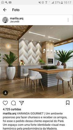 10 Inspiring Modern Kitchen Designs – My Life Spot Kitchen Dinning, Home Decor Kitchen, Diy Home Decor, Wc Design, House Design, Interior Design, California Room, Modern Kitchen Design, Beautiful Interiors