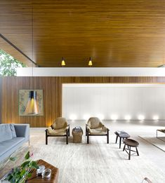 Contemporary and Fresh Tetris House by Studio mk27 tetris house studiomk27