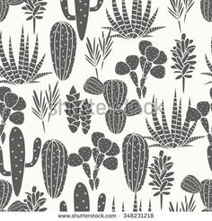 wallpaper with cream, grey and black modern print - Google Search