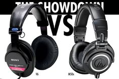 Audio Technica ATH M50x vs. Sony MDR V6 | COULD HAVE HAD A V6!