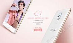 Novedad: Sugar C7, un teléfono que apuesta por la seguridad y la elegancia