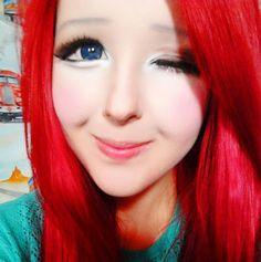 anastasia shpagina | ... girl. Anastasiya Shpagina, a 19-year-old Ukrainian woman, has