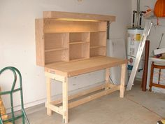 Folding workbench want this for my garage