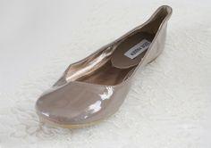 Shoe Makeover: Graceful Lace Flats momspark.net