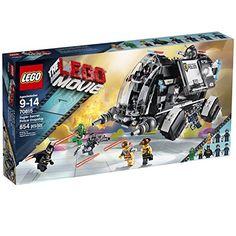 LEGO Movie Set 70815: Super Secret Police Dropship