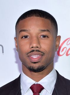 Michael B. Jordan - CinemaCon 2014 - The CinemaCon Big Screen Achievement Awards Brought To You By The Coca-Cola Company
