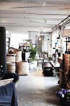 Butiken Höganäs Sweden