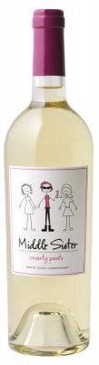 Middle Sister Chardonnay Smarty Pants | Detail | Products