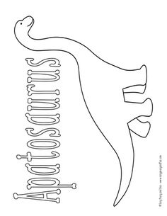 Dinosaur Coloring Pages Dinosaur Coloring Pages - Easy Peasy and Fun Toddler Coloring Book, Dinosaur Coloring Pages, Animal Coloring Pages, Colouring Pages, Free Coloring, Coloring Pages For Kids, Coloring Books, Coloring Sheets, Dinosaur Photo