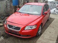 Volvo Avariat de Vanzare Volvo S40, Cars For Sale, Vehicles, Cars For Sell, Rolling Stock, Vehicle, Tools