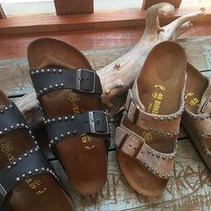 HTC Custom Birkenstock Arizona UMBRELLA #standardcalifornia #スタンダードカリフォルニア#htc #hollywoodtradingcompany #birkenstock #sandals