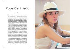 Roomie #popupstore #buenosaires #argentina Su creadora, Pope Cerimedo con sombrero panama campo Greenpacha Divina! Felicitaciones Pope! Revista: La Pompayira.