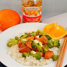 Crock Pot Orange Chicken
