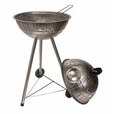 Cooking With Charcoal, Charcoal Grill, Cocina Star Wars, Star Wars Kitchen, Ceramic Grill, Star Wars Quotes, Star Wars Wallpaper, Star Wars Party, Barbecue Grill