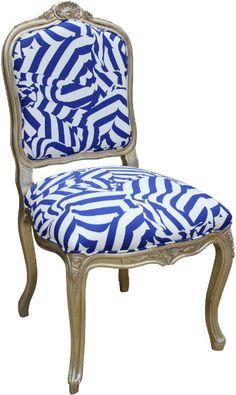 Cadeira Luis XV - Christie Móveis