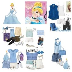 Cinderella outfit inspiration #4