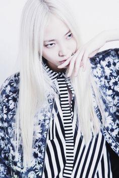 koreanmodel:  Soo Joo
