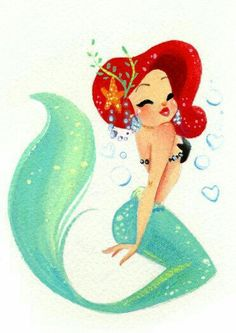 Mermaid's Life's A Party.