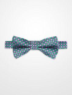 Lord West Green & Purple Bow Tie #menswear #mens #dapper #fashion #formalwear #tuxedo #wedding #prom #party
