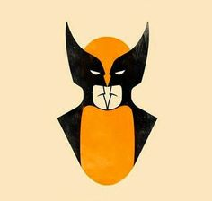 Wolverine or Two Bat Men : Now this is something amusing. We all know who wolverine is and who batman is. This is truly a picture of the x-men star Wolverine with the old comic style costume. But wait. Try to forget the yellow portion. Do you see two batmen facing each other in the picture? You did not see that coming did you? Well, this is amazing because no one would have thought of it like that till they actually saw this illusion.