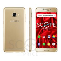 "Samsung Galaxy C5 5.2"" 16MP 32/64GB, 4GB RAM Android Phone, Gold, Pink Gold, Dark Gray"