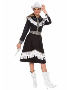 Rodeo Queen Cowgirl Western Princess Womens Fancy Dress Halloween Costume STD #FORUM